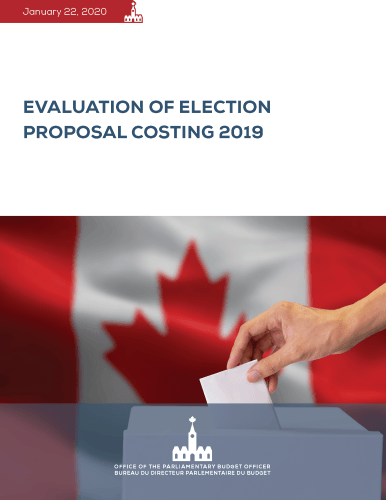 Evaluation of Election Proposal Costing 2019