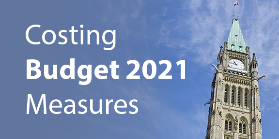 Costing Budget 2021 Measures