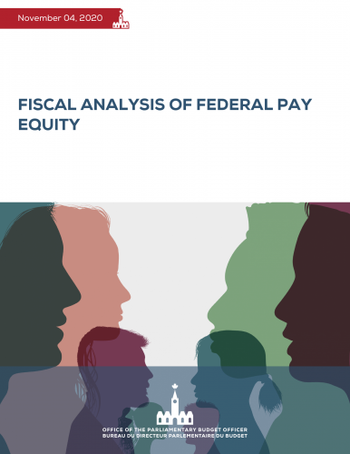 Fiscal Analysis of Federal Pay Equity