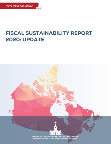 Fiscal Sustainability Report 2020: Update